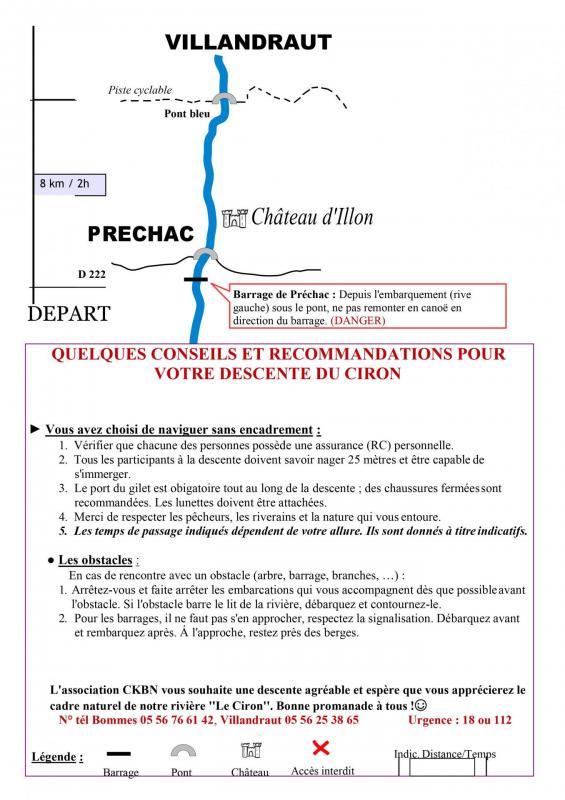 Carte ciron 2